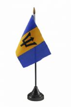 BARBADOS - Table Flag